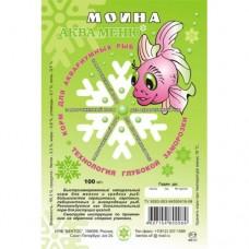Моина  - быстрозамороженный натуральный корм 100г